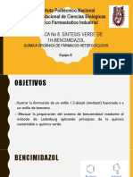 SEMINARIO BENCIIMDAZOL