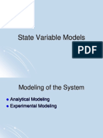 state sapace model