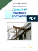 10 Interacción