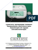 Manual Cientific Intraderm Therapy