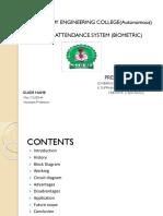 AUTOMATIC ATTENDANCE SYSTEM (BIOMETRIC).pptx