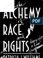 WILLIAMS, Patricia. Alchemy of Race and Rights.pdf