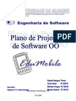 Exemplo Plano de Projecto - EduMobile