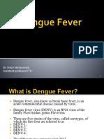denge fever
