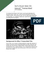 Under Pressure Drum Solo.docx