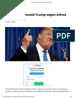 Filosofía de Donald Trump Según Alfred Adler_PERFIL ESQUEMA