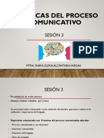 Prácticas Del Proceso Comunicativo