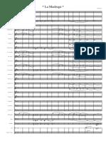 partitura score la madruga.pdf