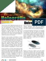 Holografia universului