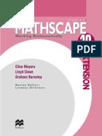 Mathscape Year 10