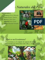 Reservas Naturales Del Perú - AMBIENTAL