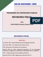 Revisoria Fiscal