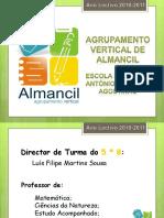 Guião de recepção ao encarregados de educação 2010-2011