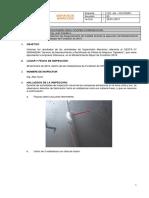 Reporte de Inspeccion Nro. 06 - Sgs