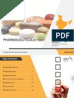 Pharmaceuticals Jan 2019