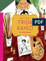 (Library of Luminaries) Zena Alkayat - Frida Kahlo_ An Illustrated Biography-Chronicle Books (2016).pdf