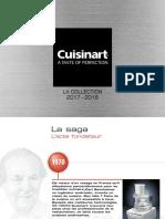 Cat Cuisinart - каталог товаров 2017-2018