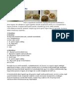Brokkolis sonkás tortácska