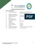Silabo - Programación Curricular de Electrónica Analógica 2019 - I.docx