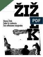 DocumentSlides.Org--ZIZEK-Slavoj-Sobre-La-Violencia.pdf.pdf