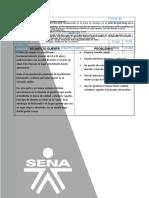 1. Analisis de Bloques 1 y 2 Modelo Lean Canvas Aplicado a La Empresa