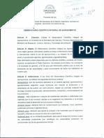 Ley Observatorio Científico Integral de Agroquímicos