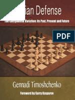 Sicilian Defense_ The Chelyabin - Gennadi Timoshchenko.pdf