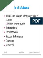 Requisitos Sistema