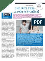 Večiti Dečak i Večita Devojčica - Petar Pan, Vendi