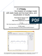 f Tool 301 Tutorial Load Train