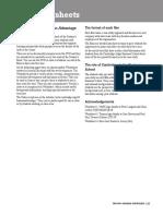 Business Advantage Intermediate Worksheets