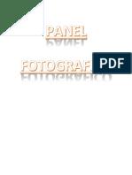 Panel Fotografico- Bocatoma