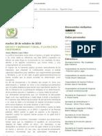 26-10-2010 Liga de Economistas Revolucionarios