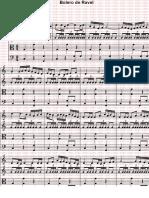 Bolero de Ravel Solo