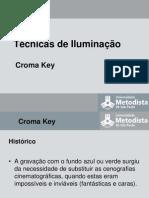 Iluminacao Croma Key