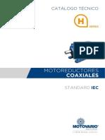 motovario_TECHNICAL CATALOGUE_H_IEC_STD_ES_rev1_2018.pdf