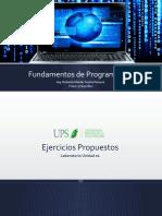 Laboratorio - Ejercicios Propuestos.pptx