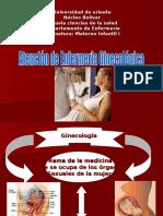 Atencion de Enfermeria Ginecologica