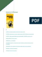 Dicionário de Pernambuquês