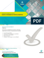 USAR NA AULA HOJE -- [Estácio] Tecnicas_Projetivas.pdf