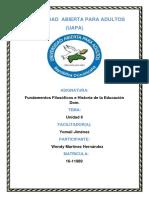 TAREA 6 DE FUND. FIL. DE LA EDUC. DOM..docx