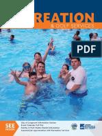Longmont Recreation Summer 2019 Brochure