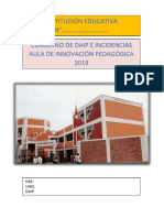 Cuaderno de Incidencias
