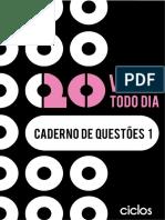 05-02-2019- Caderno 1 20 Todo Dia Caderno