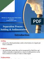 6.0 Sedimentation.ppt