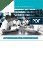 Programa Curricular Secundaria - Desarrollo personal, ciudadanía y cívica.docx