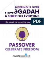 The Wandering Is Over Haggadah 2015.pdf