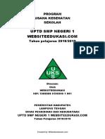 Program Kerja UKS 2018 - Websiteedukasi.com.docx