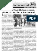 Boletín Especial, MAS - J23, octubre-noviembre 2010