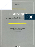 Husson, Michel - Le Mexique à l'aube du troisième millénaire ( Éditions de l'IHEAL)